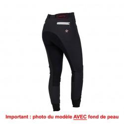 Pantalon Enfant Montar - Etoile brodée - Motif - Noir
