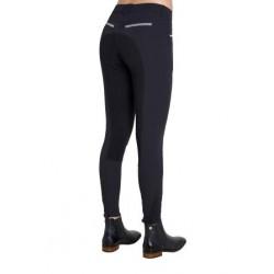 Pantalon Femme Montar - Kate - Bande argent - Fond de peau